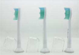Wholesale toothbrush head Sonicare electric ultrasonic Replacement Heads For Phili Sonicare ProResults HX6013 Standard toothbrush head