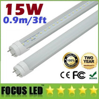 Wholesale CE ROHS FCC UL ft m Led Tubes Light T8 W Lumens High Bright SMD Led Fluorescent Tubes Lamp Warm Natural Cool White AC V