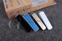Universal   Hot !!! Bluetooth 3.0 headset wireless handsfree stereo Bluetooth Headset Universal Ear hook Earphone For iPhone 5S SamSung S5 Note3
