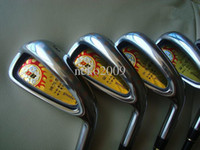 Wholesale New Grenda D8 golf irons set pw sw golf clubs irons graphite shaft or steel shaft