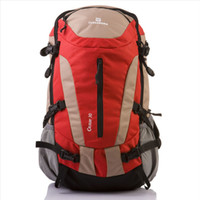 Wholesale TUSCARORA New Sale L Outdoor Travel Laptop Backpacks Double shoulder Sports Mountaineering Bags Foldable Camping Hiking Cycling Backpacks