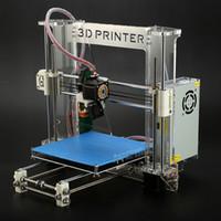 Wholesale Newest Reprap D Printer D Print DIY KIT self assembly Three Dimensional Physical D printer Z605