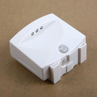 Wholesale Mighty Light LED Indoor amp Outdoor Easy Peel Stick Or Screw Install Motion amp Light Sensor Activated ZH022