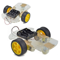arduino speed - New Motor Smart Robot Car Chassis Kit Speed Encoder Battery Box For Arduino