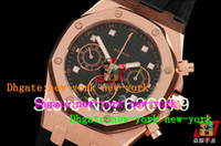 Wholesale Top brand Mens Automatic Chronograph Swiss Eta Movement Men Ceramic ring mm Sport Watches Sapphire rubber white