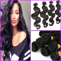 Wholesale Brazilian Virgin Hair Body Wave Natural B Queen Hair Products or Unprocessed Virgin Brazilian Hair Human Hair Weaves