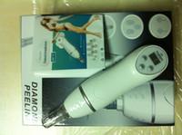 Wholesale Mini diamond microdrmabrasion vacuum Blackhead removal hand held facial device