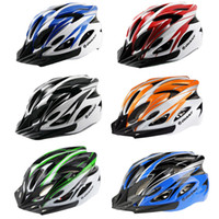 Wholesale Bicycle Helmets Giant Men Mountain Bike Integrated Helmet Cycling Racing Adult Free Size Safty Adjustable Riding Protecter Helmets Colors