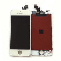 Cheap For Apple iPhone Front LCD Display Best LCD Screen Panels Black, White Touch Screen Digitizer