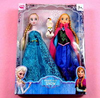2014 Hot Sale Frozen Girls Dolls 11. 5 inches Frozen Queen El...