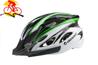 Wholesale Giant Road Bike Helmet With Wind Holes One Piece Color Cycling Helmet Riding Safety Hat EPS Materials