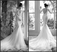 Cheap Trumpet/Mermaid 2015 Bridal Gowns Best Reference Images V-Neck 2015 Wedding Dresses