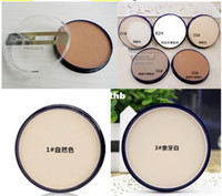 1 compact powder makeup - MH Clear Smoonth Makeup Face Pressed Powder Foundation Moist Dry Wet Use Compact powder foundation
