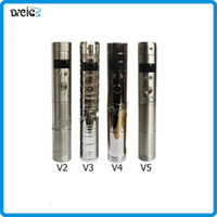 Metal   Vamo V2 V3 V4 V5 mod with vamo mod v3 Electronic Cigarette Battery