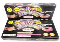 Slap & Snap Bracelets South American Unisex Twistz Bandz Mix DIY Cheap Elastic S clip Bands Fun Rubber Silicone Loom Band Kit Bracelets Colorful Loom for Children Toy Gift