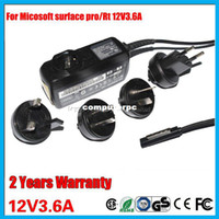 Wholesale Power Supply Wall Charger AC Adapter For Microsoft Surface Pro Windows Pro2 Tablet PC GB GB GB GB