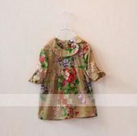 baby girl pajamas clearance - Clearance baby girl kids flower tutu dress floral tutu dress vintage dress cotton dress pajamas PJ S pleats pleated dress one piece