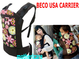 Wholesale Retail Hot selling Butterfly Beco Baby Carrier Classic Popular Beco infant backpack Baby Carrier Sling