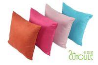 camurça fronha tecido 10pcs sofá carro Digital Mix almofada de pelúcia / lot frete grátis