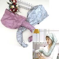 Wholesale Home Portable Hair Dryer Soft Hood Bonnet Attachment Haircare Salon Hairdressing