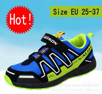 Wholesale Salomon Child Sport Shoes Boys and Girls Sneakers Casual Athletic Shoes Children s Running Shoes for Kids Color
