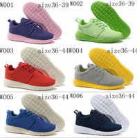 Wholesale Colors Olympic Games versions Unisex roshe run running shoes Fashion women s men s roshe run sports shoes Breathable sneaker