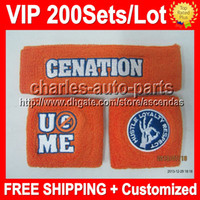 sweatbands - VP Price NEW Top Quality Wrist support VP98 Orange blue wristbands sweatbands wristband sweatband Factory onlie store
