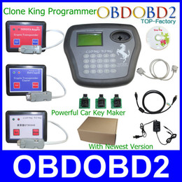 Wholesale 4D Car Chip Transponder Clone King Universal Car Key Maker Clong Keys For Multi brands Excellent Live Test Years Warranty