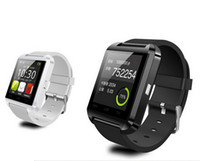 GSM850 Thai with WiFi 1.44 inch U8 Watch Phone u-watch Intelligent watch Android smartphone Quad Band WIFI Unlocked