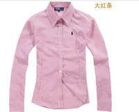 Wholesale New fashion Women s Polo Shirts Long Sleeve amp Shirts Cotton Fashion Style Shirt Women
