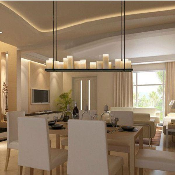 Led für wohnzimmer: natsen  w moderne led deckenleuchten ...