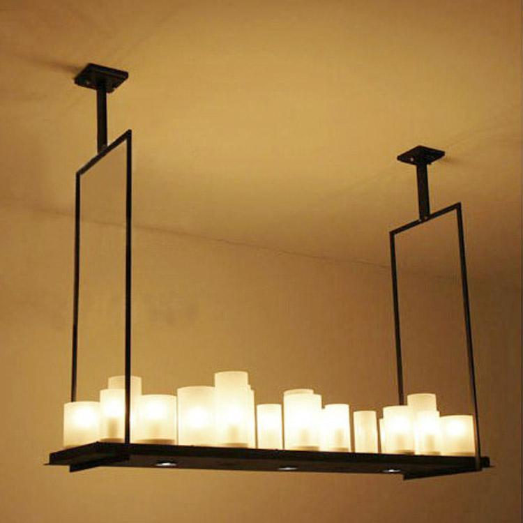 Led Wohnzimmerleuchten Brennholz Kevin Reilly Altar Kerze Kronleuchter Ring