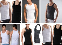 Men Boxers & Boy Shorts Christmas Wholesale-1pcs Zerobodys Best Body Shaper Extra Firm Shaping Undergarments Slim Shaping Bodysuit Incredible Mens N Lift Vest