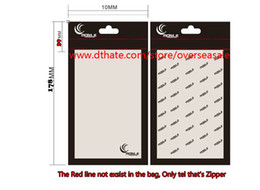 Wholesale 18 Alum Black Zip Zipper Plastic Retail Package Packing bag bags Pouch for iphone G S S S2 hard Soft Case cover case