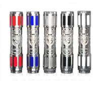 Cheap New v3tronix flip mod full mechanical mod flip v3 telescopic mod vs nemesis Valkyrie Monkey King Bar mods for e cigarette 18650 battery