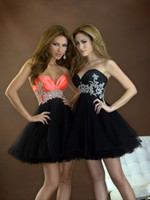 New Fashion Sexy Ball Gown Sweetheart Waist With Applique Ho...