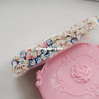 Wholesale hello kitty type mixcolors Nail Art Fimo Canes Rods Decorations Stick d hello kitty nail art