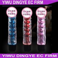Varios vibración consolador vibrador sexo juguetes producto del sexo para las mujeres