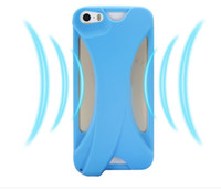 AmpJacket Acoustic Amplifier Case for iPhone 5 5S