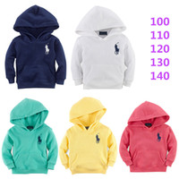Unisex Spring / Autumn Hooded wholesale spring autumn baby boys and girls children clothing hoodies kids sport coat 5pcs lot