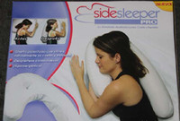 Wholesale New arrival detachable personalized pillow care cervical pillow side sleeper make you have a good sleep K07805