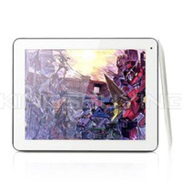 Wholesale FSL FAST quot Dual Core Android GB Tablet PC D Play Bluetooth HDMI White amp Silver retail