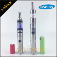 Silver Supports 18350 batteries . iclear30b Innokin Cool Fire 1 18350 Electronic Cigarettewith iClear 30B Clearomizer