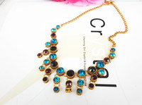 Cheap Pendant Necklaces Taobao Best Alloy / Silver / Gold Wave chain Dig treasure
