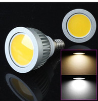 Spotlight COB 7W Dimmable 7W E27 GU10 MR16 E14 E26 B22 GI5.3 COB GULed Bulb Light Lamp 900 LM Warm White Led Spot Downlight Lamp 110-240V