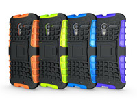 Heavy Duty Rugged Dual Layer Impact Armor KickStand Case Cov...