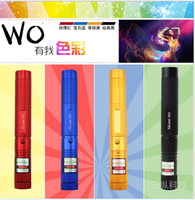 Wholesale 303 Laser mw nm High Power Laser Pointer Pen Green Red stars laser pen High power variable focus match Lighter A