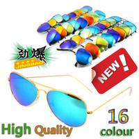 Wholesale High Quality Sun glasses Women Men Sunglasses Classical Mirror sunglasses Designers Holiday Sunglasses unisex glasses mm mm glitter2009