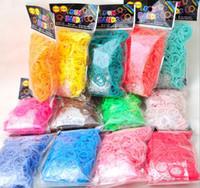 Cheap Charm Bracelets rainbow loom Best Bohemian Children's loom bands