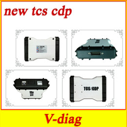 Wholesale NEW Design Release CDP Pro IN auto without bluetooth tcs cdp Diagnostic interface for Cars Trucks Generic